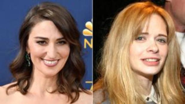 Sara Bareilles and Adrienne Shelly