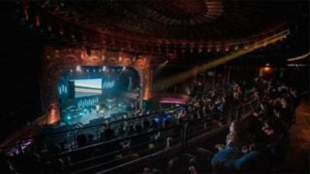 Hillsong Church in LA