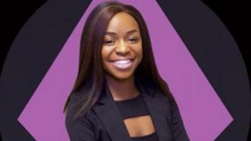 Picture of Khensani Maseko from her Instagram