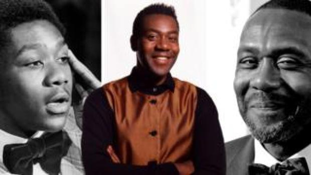 Photo composite of Sir Lenny Henry