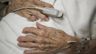 Patients 'dying alone in hospitals' 3