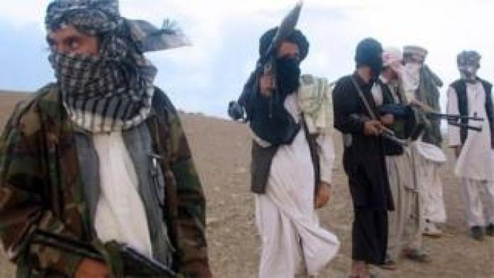 Members of the Taliban