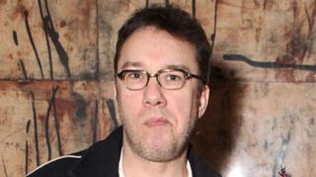 Mark Lamarr in 2014