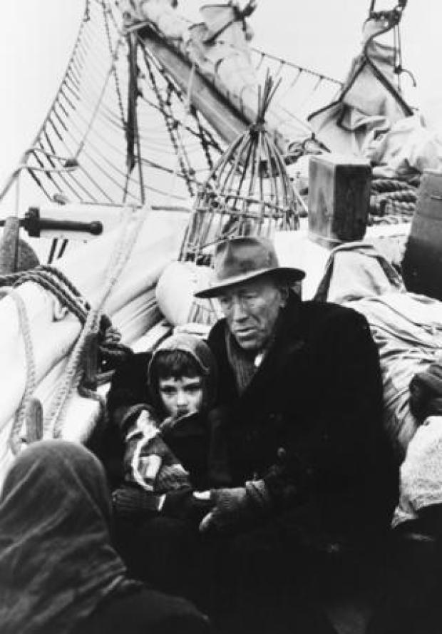 Max Von Syddow in Pelle the Conqueror