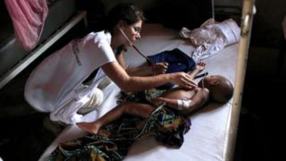 42 000 personnes ont été contaminées par la rougeole en RDC et la maladie a déjà fait 761 morts.