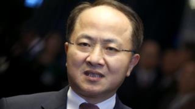 Wang Zhimin, former Director of the Central Government's Liaison Office