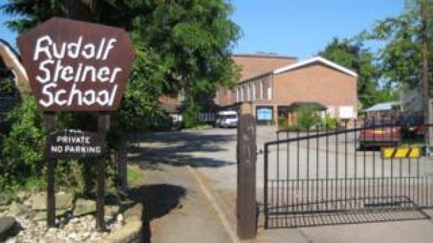 Rudolf Steiner School in Kings Langley.