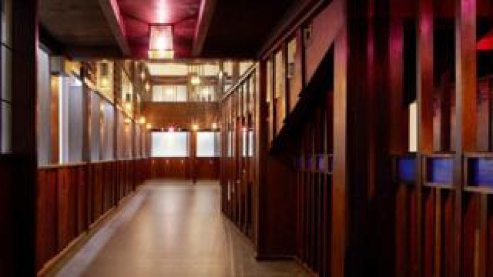 Charles Rennie Mackintosh's Oak Room