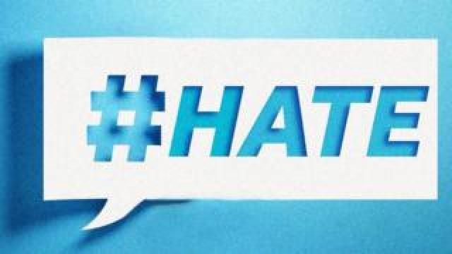 Hate hashtag