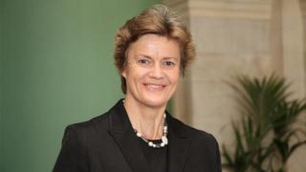 Dame Barbara Woodward