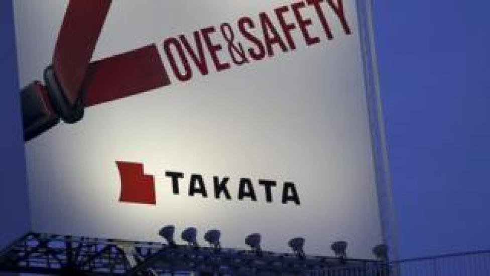 Takata billboard