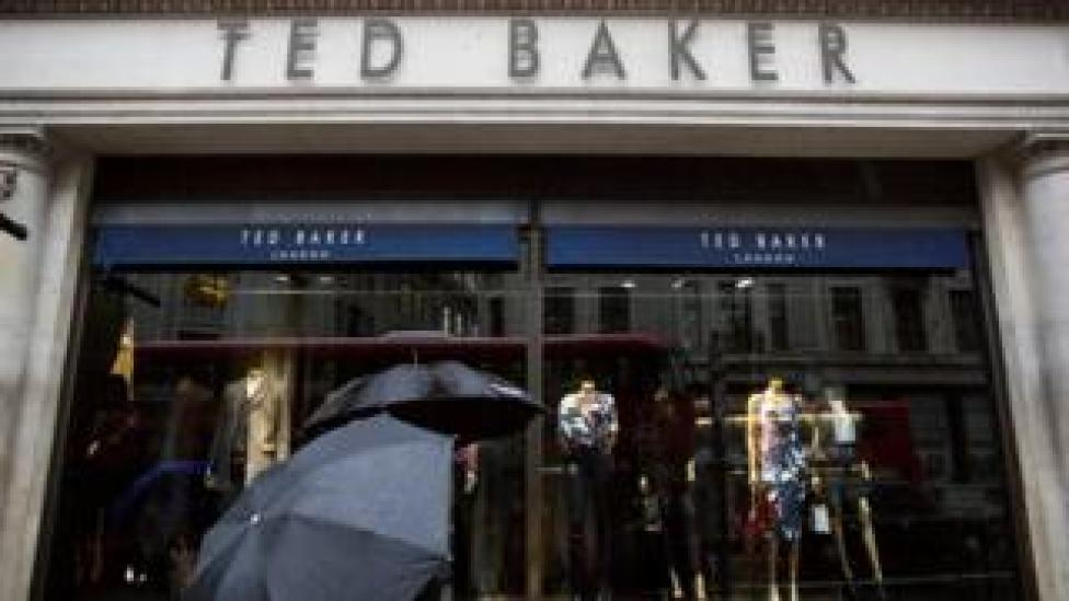 Ted Baker store