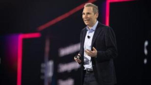 Cloud Computing: Andy Jassy, chief executive AWS