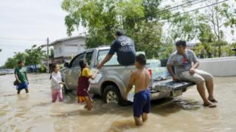 Anak-anak di Thailand