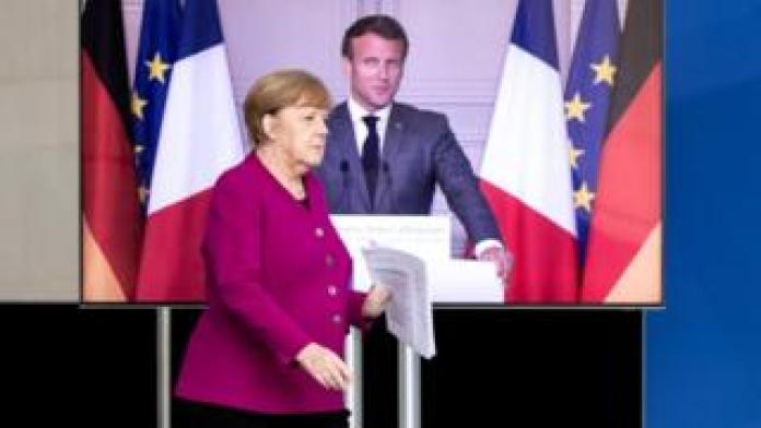 France and Germany propose a 500 billion euro European recovery plan, May 18, 2020