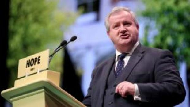 Ian Blackford speech