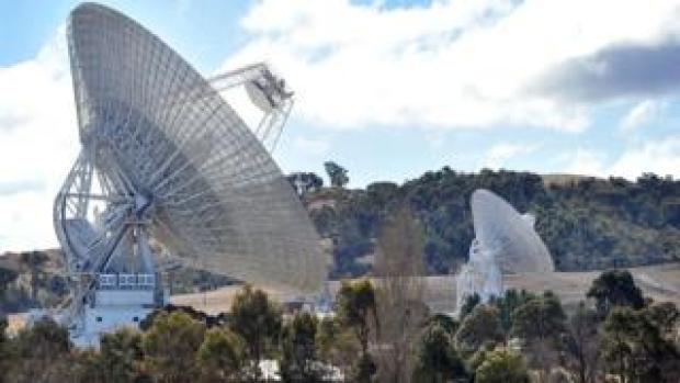 Canberra Deep Space Communication Complex in the Australian Capital Territory