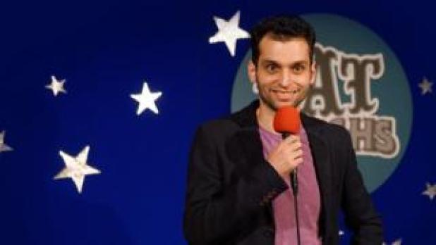 Stand-up comedian Konstantin Kisin