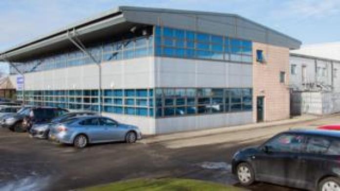 Büro der Kaiam Corporation in Livingston