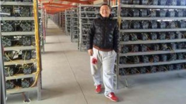 Chandler Guo, pioneer in crypto-currency