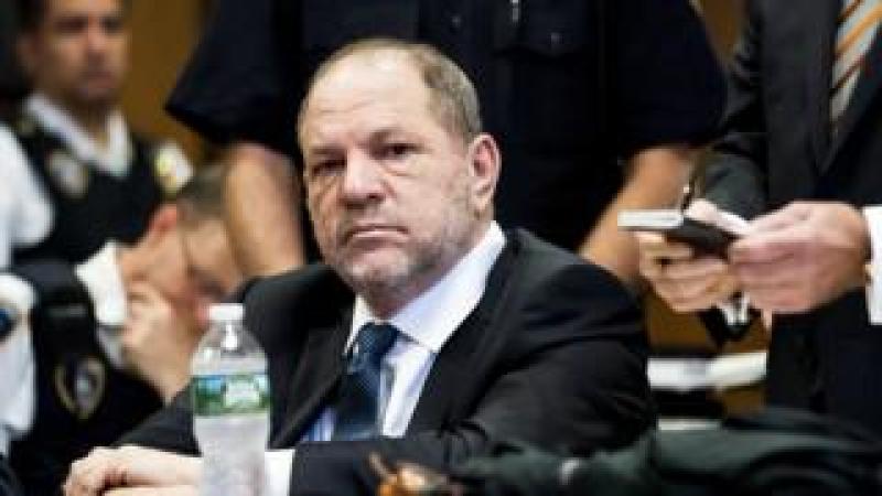Harvey Weinstein in court 11 Oct 2018