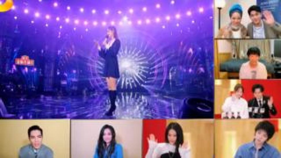 Reality show Singer in China