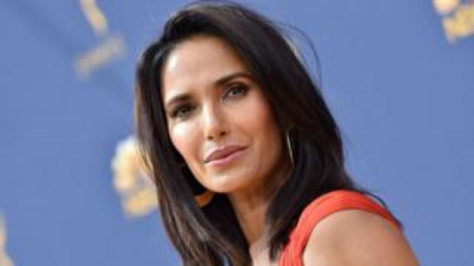 NEWS Padma Lakshmi attends the 70th Emmy Awards at Microsoft Theater on September 17, 2018
