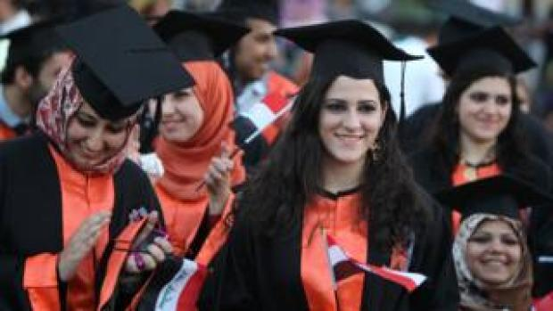 Iraqi students