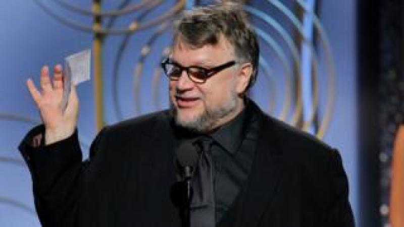 Guillermo del Toro, director of The Shape of Water
