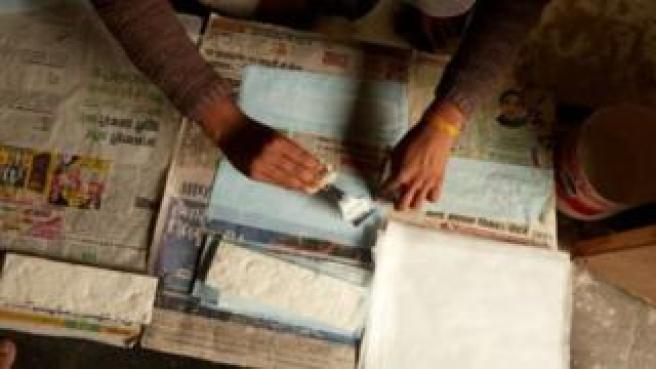 تعاني الهند نقصا في الفوط الصحية
