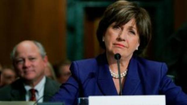 Kathleen Blanco testifies at 2005 Senate hearing
