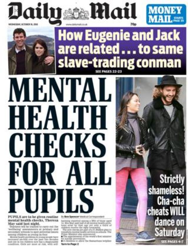 Daily Mail - 10 October