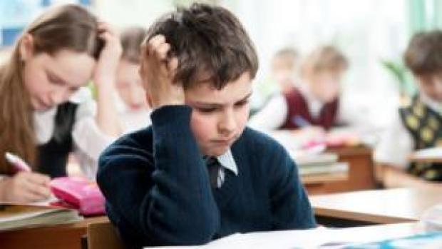 Children do test