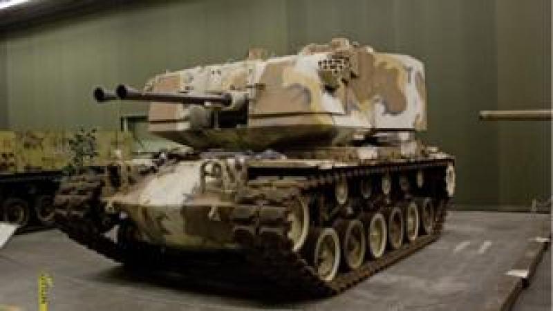 The M247 Sergeant York