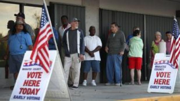 رای گیری در فلوریدا