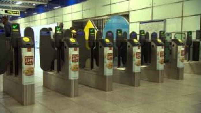 ticket barriers