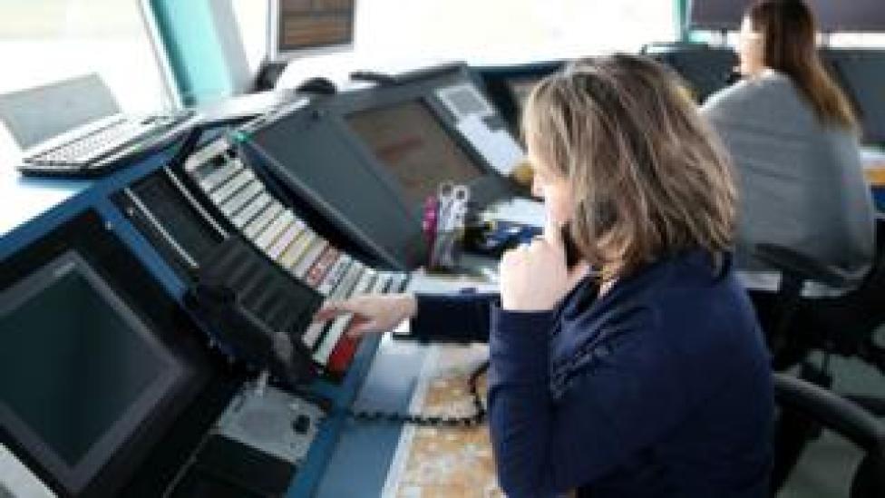 Air traffic control (stock image)