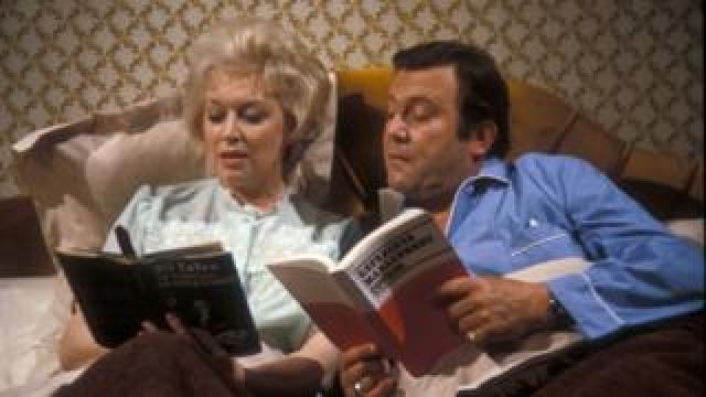 June Whitfield and Terry Scott in Terry and June
