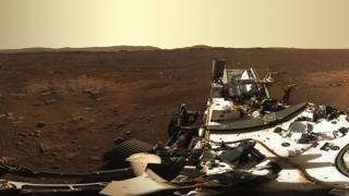 photo-of-mars-taken-by-Nasa-rover