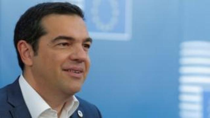 The Greek Prime Minister accused Turkish fighter aircraft of entering Greek airspace