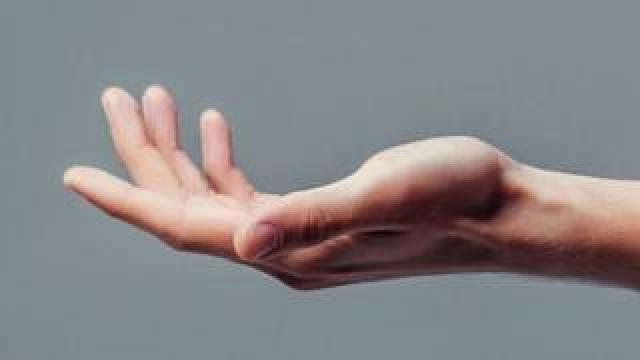انسانی ہاتھ