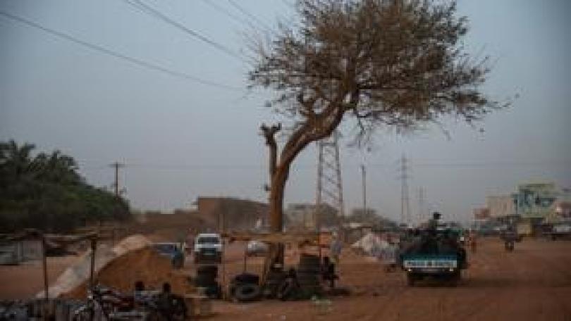 File photo of Niamey