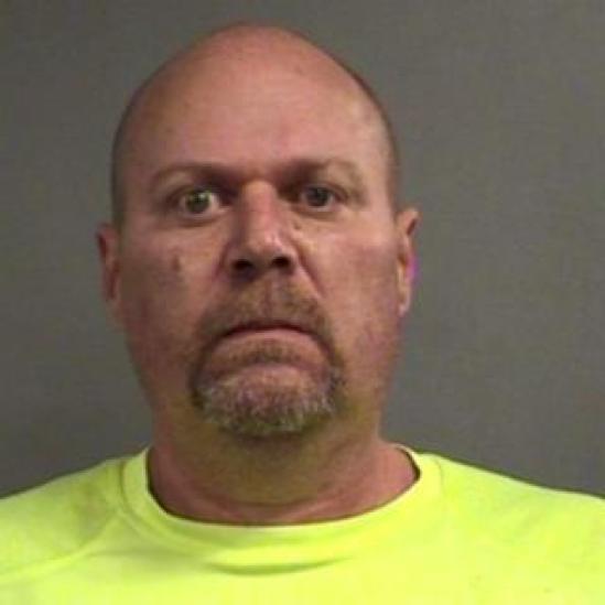 Mugshot of shooting suspect Gregory Bush