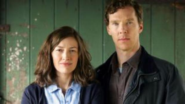 Kelly Macdonald and Benedict Cumberbatch in The Child in Time