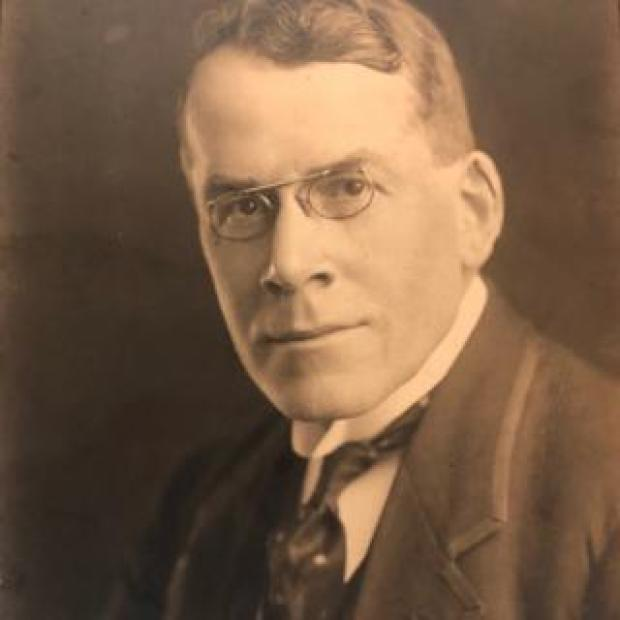 Dr John Davy Rolleston