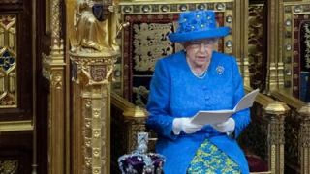 Queen's Speech in 2017