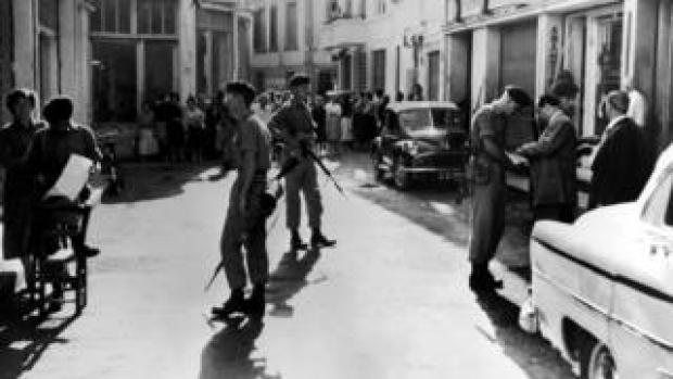British presence in Cyprus