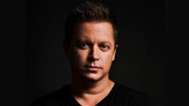 Australian DJ Adam Sky