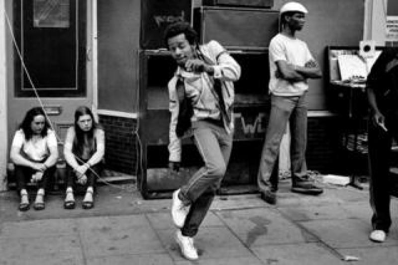 Sound System, Notting Hill Carnival 1989