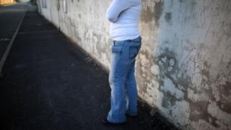 Teenage prostitute in Bradford